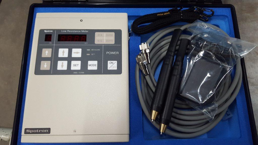 Micro-ohm meter