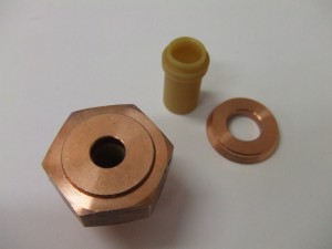 Modular Weld Head and its Consumables