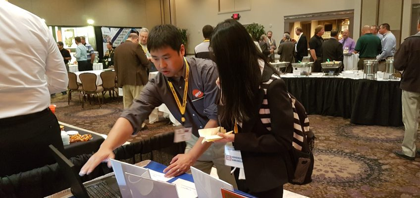 Huys Exhibits and Co-Authors at Sheet Metal Welding Conference (SMWC) XVII