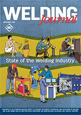 Welding Journal AWS